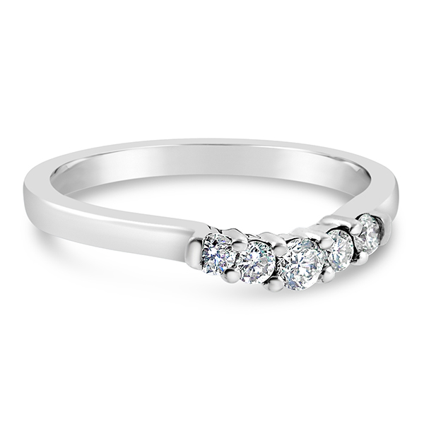 Wedding Band 001 110 00768 Diamond Bands And Insert Rings From