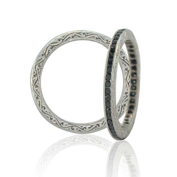 Wedding Band 001 110 01241 Diamond Bands And Insert Rings From
