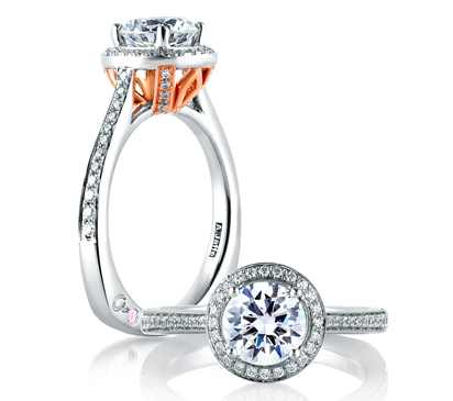 Ring Setting by A. Jaffe