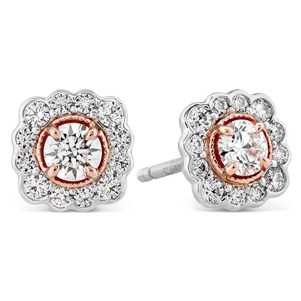8041b700a Diamond Earrings 001-150-01354 | Diamond Earrings from Goldstein's Jewelers  | Mobile, AL