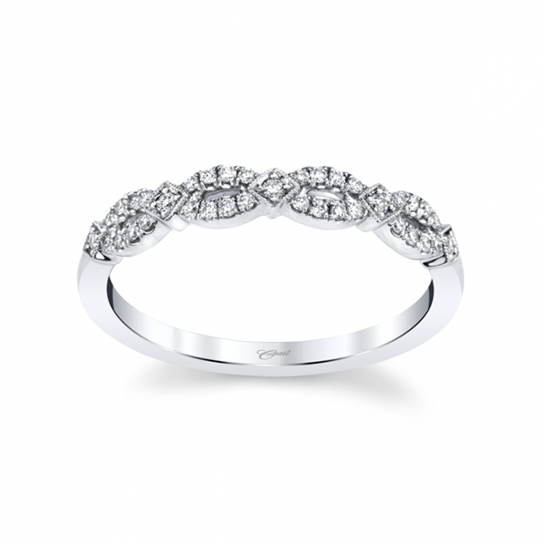 Wedding Band by Coast Diamond