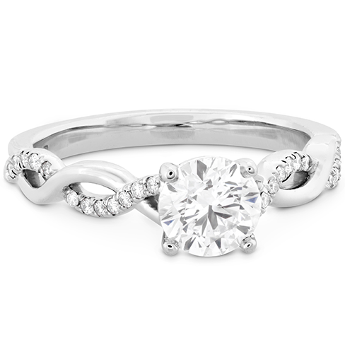 Engagement Ring Settings by Hearts on Fire