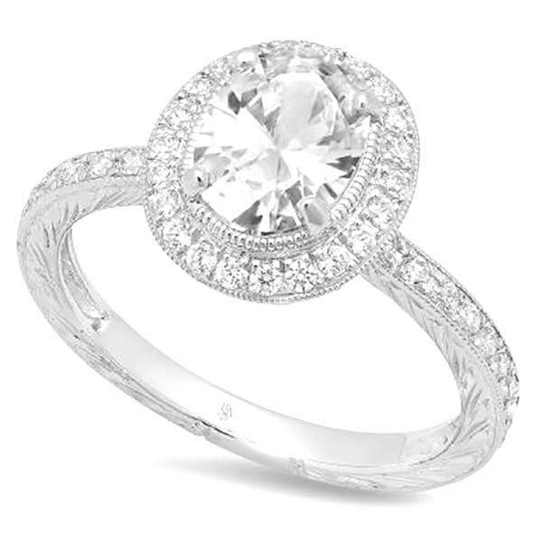 Engagement Ring Settings by Beverley K
