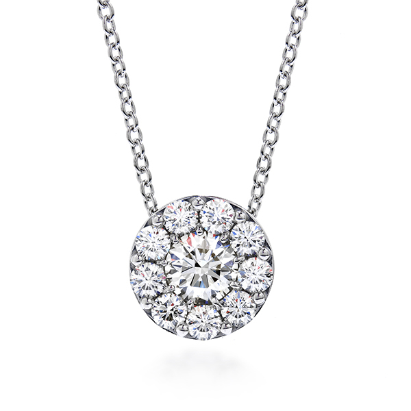Diamond Necklace by Hearts on Fire
