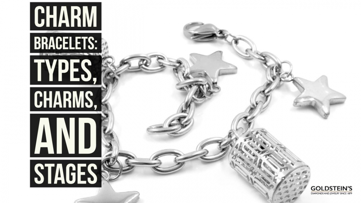 Charm Bracelets Types Charms And Stages